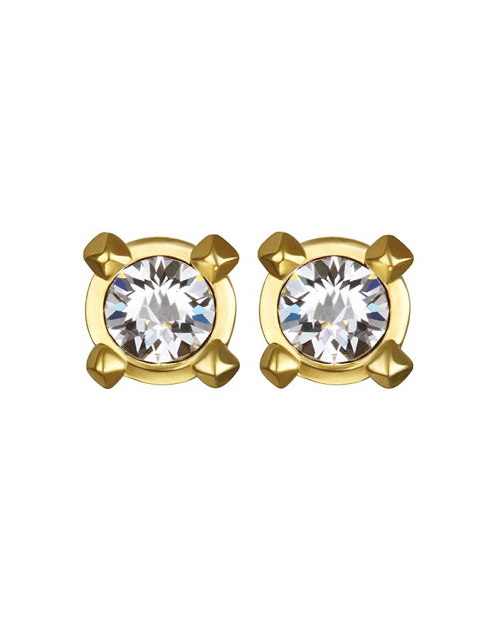 KARL LAGERFELD Paris - Crystal Stud Earrings