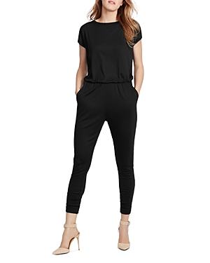 Ella Moss Zoe Cropped Tapered Jumpsuit