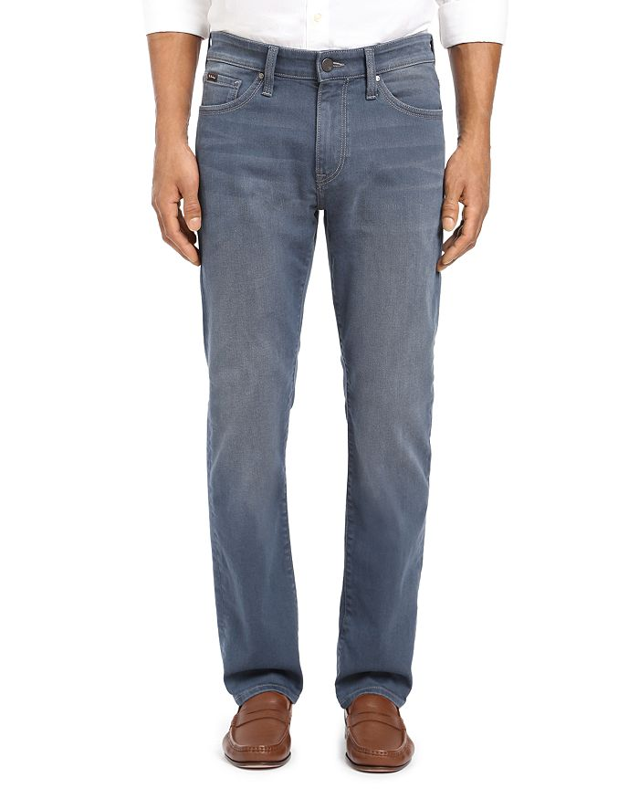 34 Heritage - Courage Straight Fit Jeans in Petrol Night