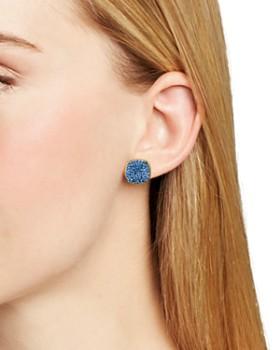 kate spade new york - Pavé Encrusted Stud Earrings