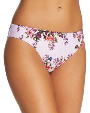 Nanette Lepore Victorian Enchantress Hipster Bikini Bottom