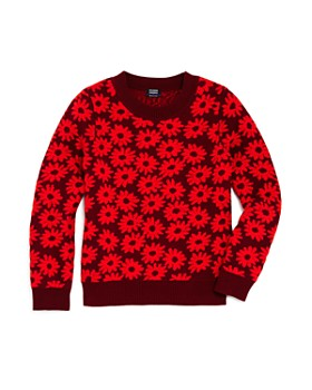 Splendid - Girls' Daisy-Print Sweater - Big Kid