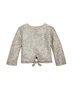 Splendid - Girls' Metallic Knit Top - Big Kid