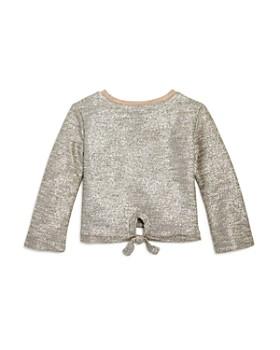 Splendid - Girls' Metallic Knit Top - Big Kid