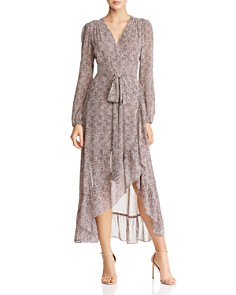 WAYF - Only You Wrap Maxi Dress - 100% Exclusive