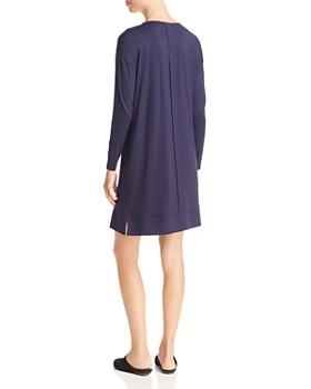 Eileen Fisher - Long Sleeve Shift Dress
