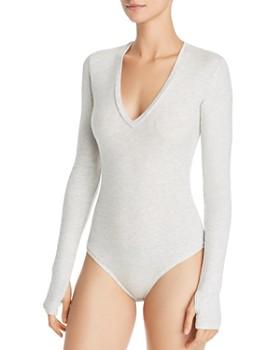 Alix - Fulton V-Neck Bodysuit