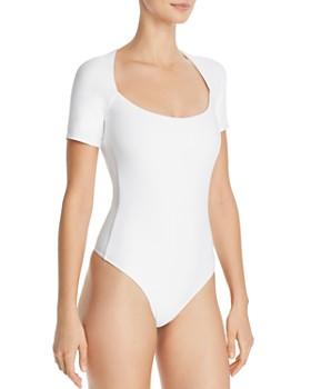 Alix - Tudor Bodysuit