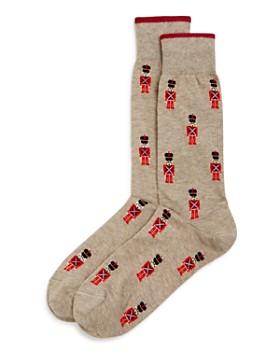 The Men's Store at Bloomingdale's - Nutcracker Socks - 100% Exclusive