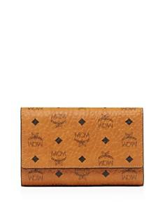 MCM - Visetos Original Medium Three Fold Wallet