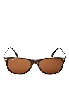 Ray-Ban - Men's Lightray Wayfarer Sunglasses, 54mm