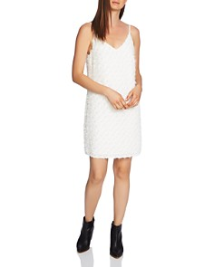 1.STATE - Eyelash Slip Dress