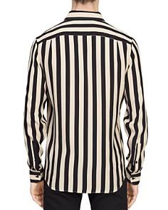 REISS - Kase Block-Striped Slim Fit Button-Down Shirt