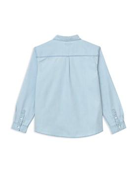 DL1961 - Girls' Patch Button-Down Shirt - Big Kid
