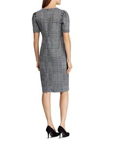 Ralph Lauren - Houndstooh Sheath Dress