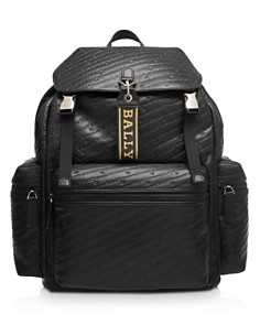 Bally - Crew Leather Backpack