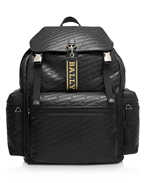 Crew Leather Backpack