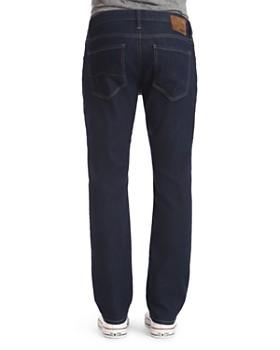 Mavi - Zach Straight Fit Jeans in Rinse Portland