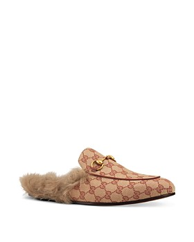Gucci - Men's Princetown GG Mules