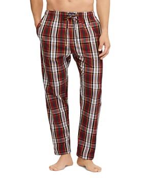Polo Ralph Lauren - Roman Plaid Pajama Pants