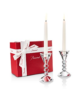 Baccarat - Vega Candlesticks, Set of 2