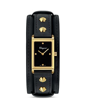 Salvatore Ferragamo - Fiore Studs Watch, 24mm x 33mm