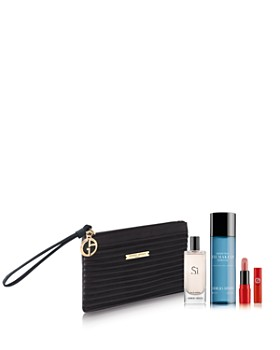 Giorgio Armani - Gift with any $150 Giorgio Armani beauty purchase!