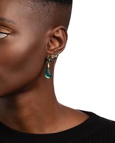 Alexis Bittar - Crystal Dewdrop Earrings