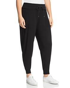 Marc New York Plus - Patch-Pocket Jogger Pants