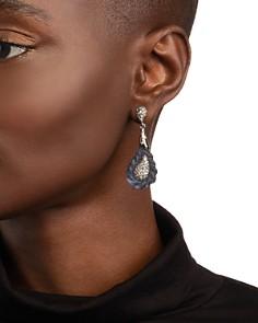 Alexis Bittar - Lucite Rope Drop Earrings