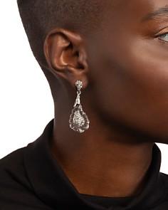 Alexis Bittar - Rope Lucite Drop Earrings
