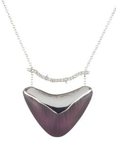 Alexis Bittar - Lucite Pendant Necklace