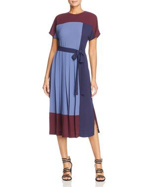 Boss Hidesa Color-Block Dress - 100% Exclusive