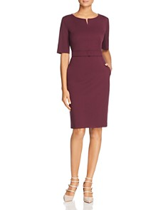 BOSS - Debaly Sheath Dress