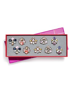BAUBLEBAR - Shine on Stud Earrings Gift Set, Set of 5