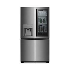 LG SIGNATURE - SIGNATURE Smart Wi-Fi-Enabled InstaView™ Door-in-Door® Counter-Depth Refrigerator #LUPXC2386N