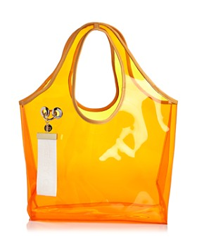 See by Chloé - See-Through Tote Bag