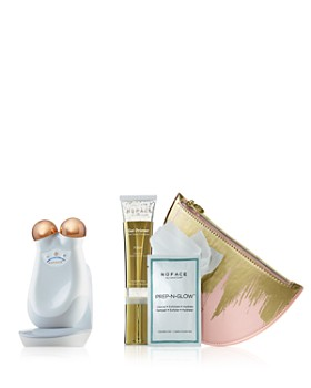 NuFace - Gold Trinity Skin Toning Collection