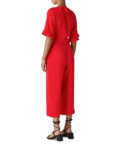 Whistles - Alma Wrap Jumpsuit