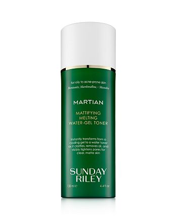 SUNDAY RILEY - Martian Mattifying Melting Water-Gel Toner 4.4 oz.