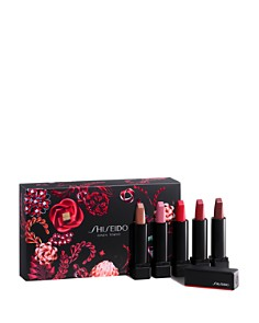 Shiseido - ModernMatte Powder Lipstick Expressive Deluxe Mini Gift Set ($81 value)