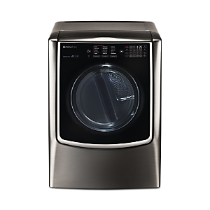 Lg Signature Large Smart Wi-Fi-Enabled Gas Dryer with TurboSteam #DLGX9501K