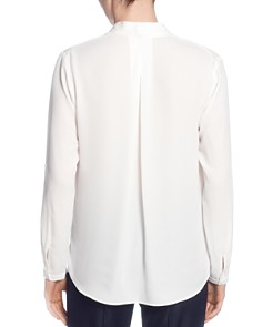 T Tahari - V-Neck Blouse