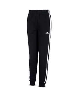 Adidas - Boys' Iconic Tricot Jogger Pants - Little Kid