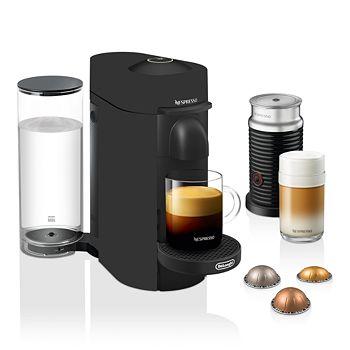 Nespresso - VertuoPlus Coffee & Espresso Maker by De'Longhi with Aeroccino Milk Frother, Limited Edition