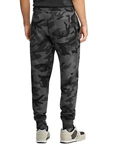 Polo Ralph Lauren - Camouflage-Print Classic Athletic Jogger Pants