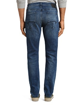 Mavi - Marcus Straight Slim Fit Jeans in Forrest Blue