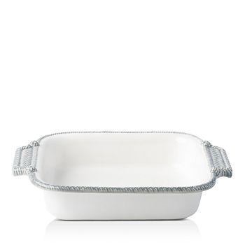Juliska - Le Panier Grey Mist Square Baking Dish - 100% Exclusive