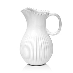 Costa Nova - White Pearl Pitcher