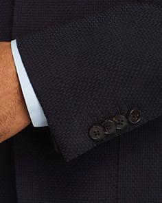 Z Zegna - TechMerino Wash & Go Textured Solid Slim Fit Sport Coat